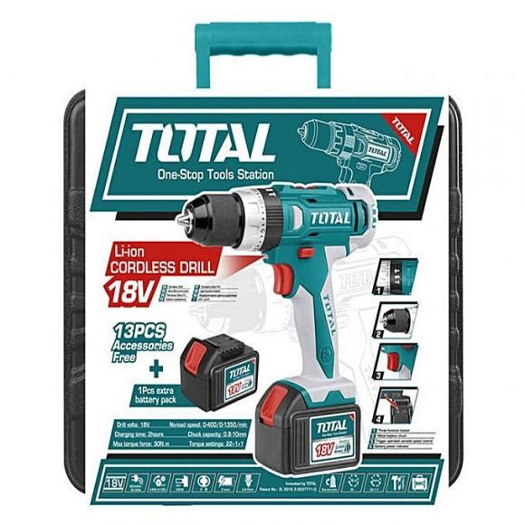 Total Cordless drill machine