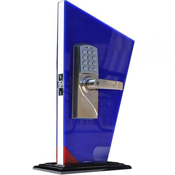 Safewell Digital Door Lock RDJ300 - Silver (Left Handed)