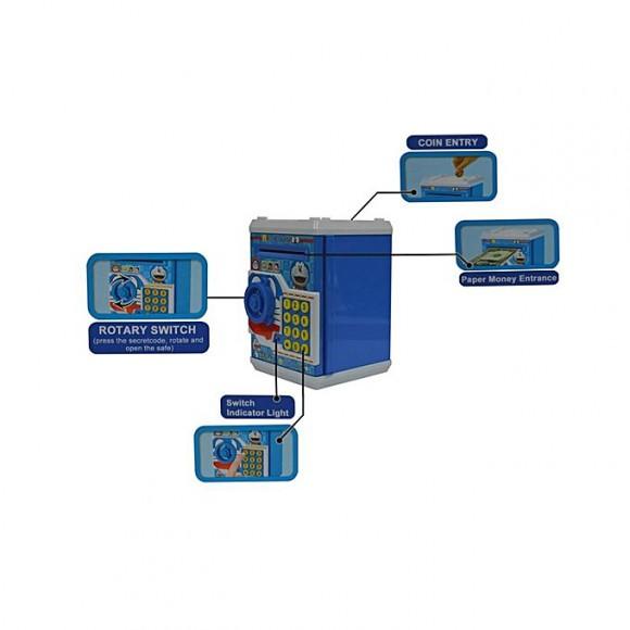 ZeeGee Electronic Mini ATM Machine Money Box