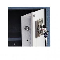 JB BY-720 - Digital Safe Vault - Grey