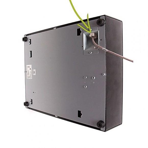 H &Co Cash Drawer POS System with RJ11 Port - Black