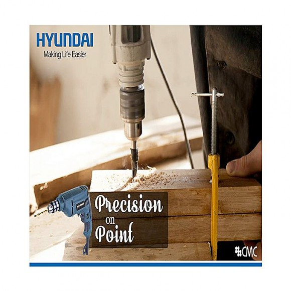HYUNDAI Electric Drill - Hyundai HP450-ED with CMC Warranty