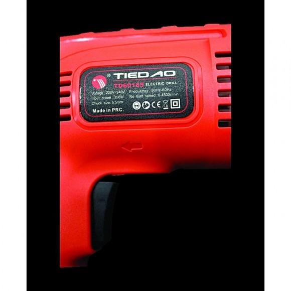 Electric Drill Td60165 6mm - 350W