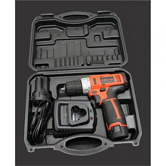Cordless Drill / Driver 12V/1.5Ah