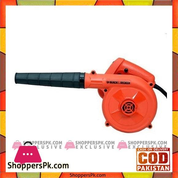 Black & Decker Dust Blower Variable Speed KTX5000 - 600W