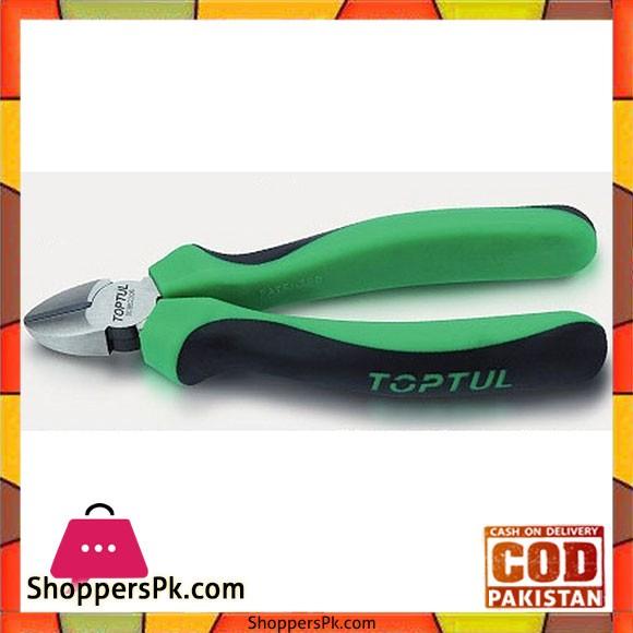 8Inch Cutting Plier DEBC2208 - Green