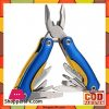 9 In 1 Plier Multi Function - Blue And Yellow