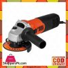 Angle Grinder 100 mm BPGS8100 - Black and Red