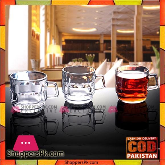 Apple Cup Set 6 Piece
