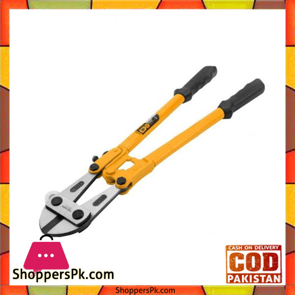 Buy bolt cutter tool black and yellow at best price in for Gardening tools pakistan