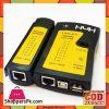 Cable & Usb Tester RJ45 Yellow