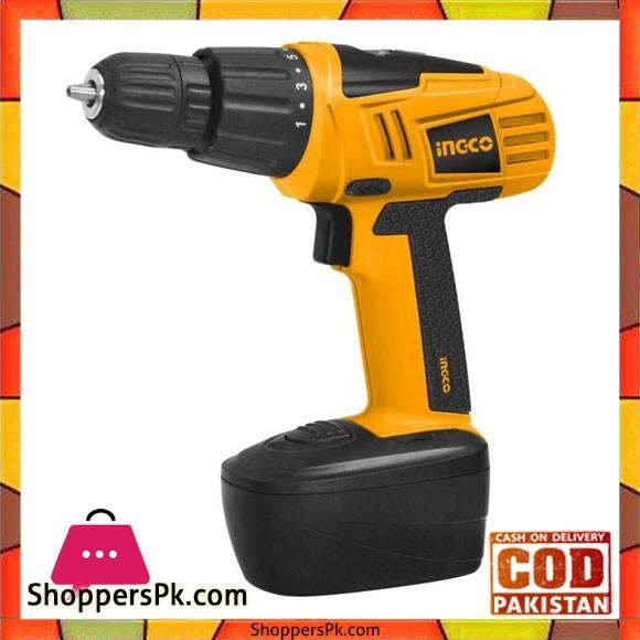 Cordless Drill 12V - Black