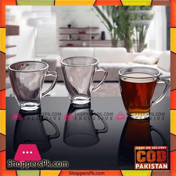 Delphi Small Mug Set 6 Piece