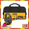 "Dewalt Dwp849X 7"" / 9"" Variable Speed Polisher With Soft Start-Yellow & Black"