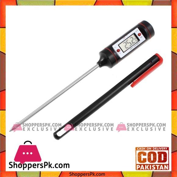 Portable Digital Thermometer JR-1