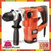 Drill Machine Sds+ 32Mm Lshape 3 Mode Kitbox BPHR323K - Black and Red
