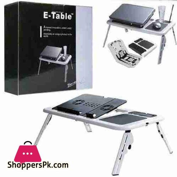 E-Table Portable Laptop Table LD09