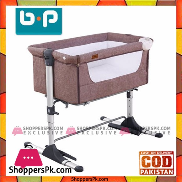 European Quality Portable Bedside Baby Crib Baby Bed