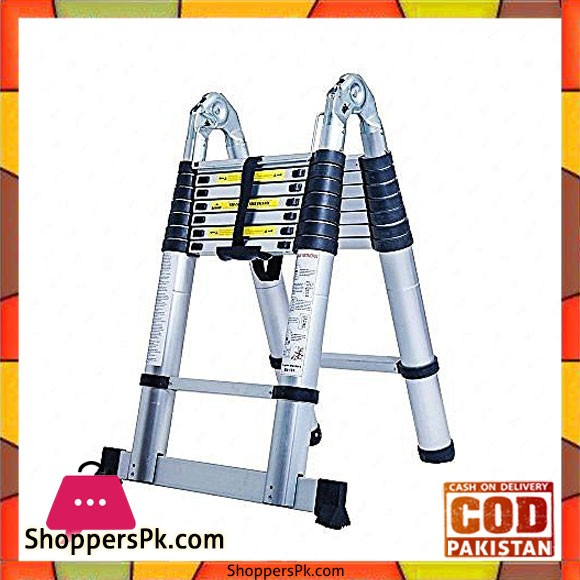 Flair Double Foldable 14 ft Tactical Ladder