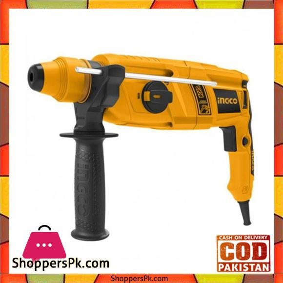 Heavy Duty Rotary Hammer Drill - 800W