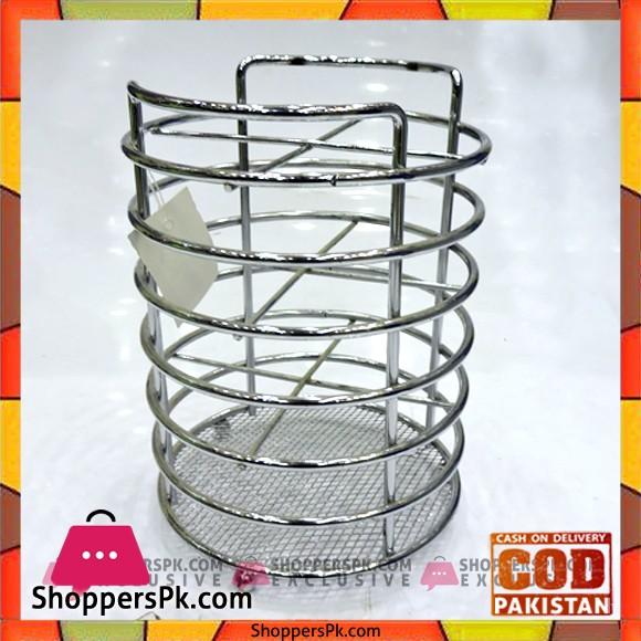High Qaulity Steel Spoon Holder