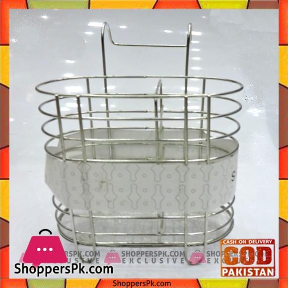 Steel Spoon Holder GB2