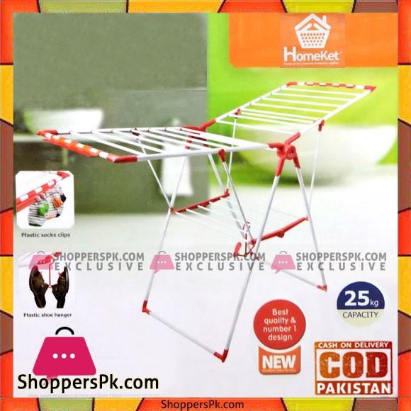 HomeKet Foldable Cloth Deyer 3808