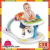 Huanger 4 In 1 Multi Functional Baby Entertainment Musical Play to Walk Baby Push Walker Age 6m+