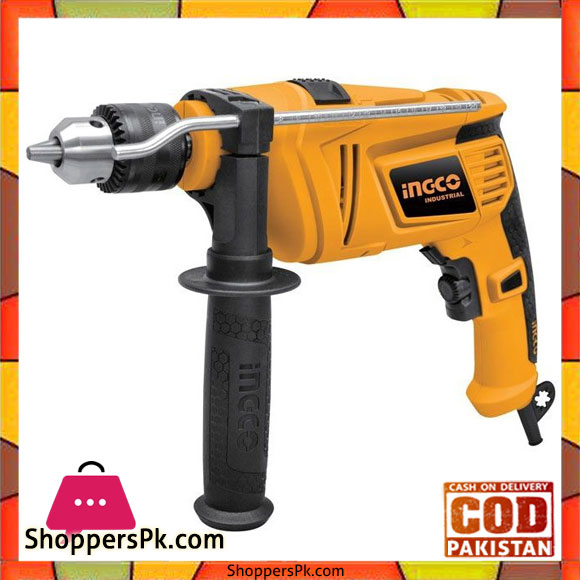 Buy Impact Drill Machine 650W - Black at Best Price in ...