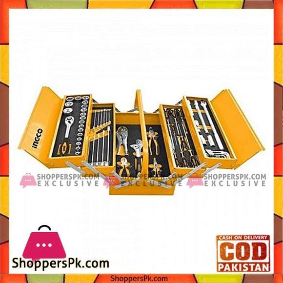 Ingco 59 Pcs Tool Chest Set