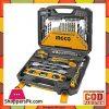 Ingco 86 Pcs Tool Kit - Orange & Black