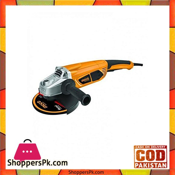 Buy Ingco Angle Grinder 2350w At Best Price In Pakistan