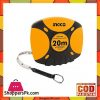 Ingco Fibreglass Measuring Tape - Yellow