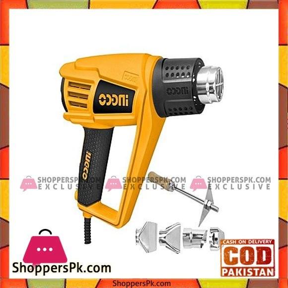 Ingco Digital Pencil Tester - 133 mm - Yellow