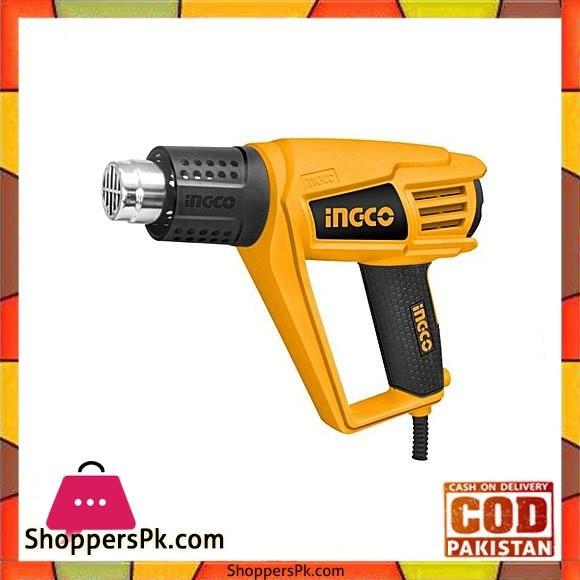 Ingco Heavy Duty Hot Heat Gun - 2000W