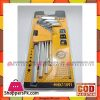 Ingco Hex Key Set 9Pcs