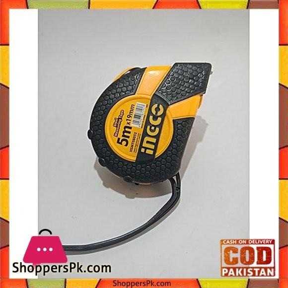 Ingco measuring tape 5meter