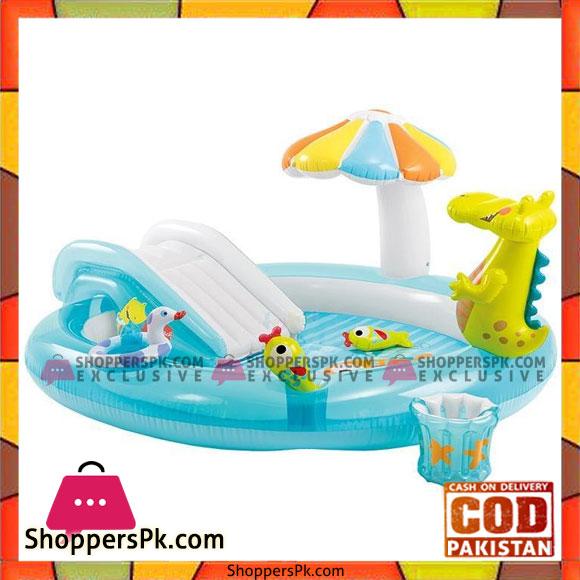 Intex-Gator-Play-Center-Age-3-57129-Pakistan