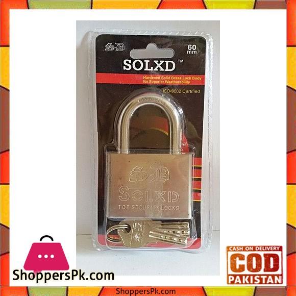 Jilani Store Solxd 60Mm Lock