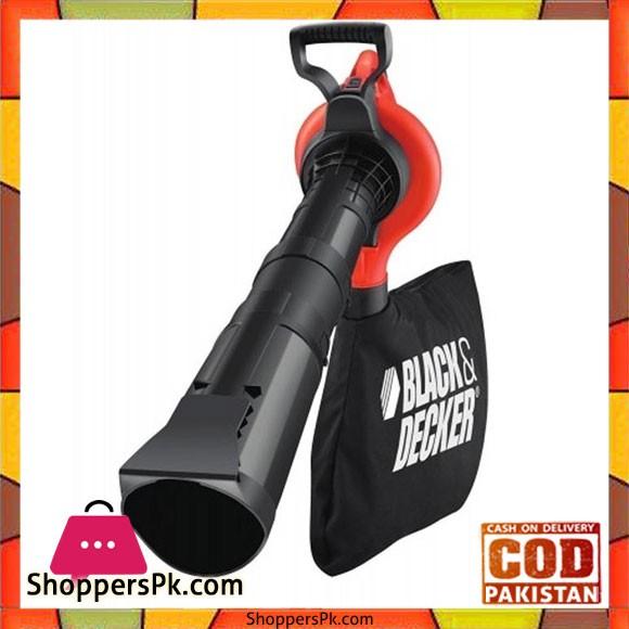 BLACK & DECKER Leaf Blower With Suction GW3030