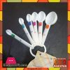 Measuring Spoons - Plastic Set of 6
