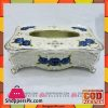 High Quality Fancy Silver Metal Tissue Box