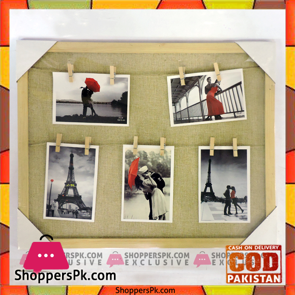 Buy Home Decor Photo Frame B4 At Best Price In Pakistan