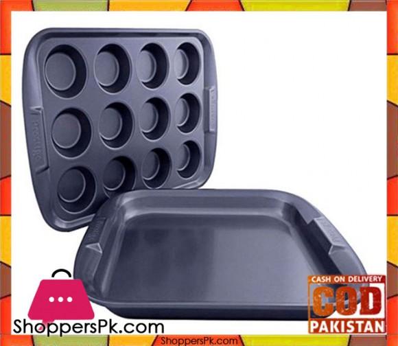 Prestige 21 Cup Muffin & Oven Tray - 57995