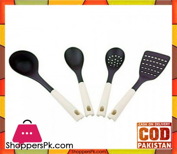Prestige Nylon Tool Set 4 Pieces - 59557