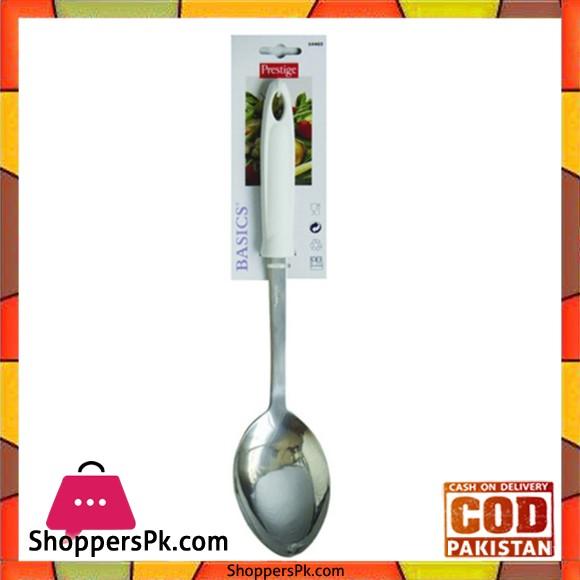 Prestige Basic Steel Spoon