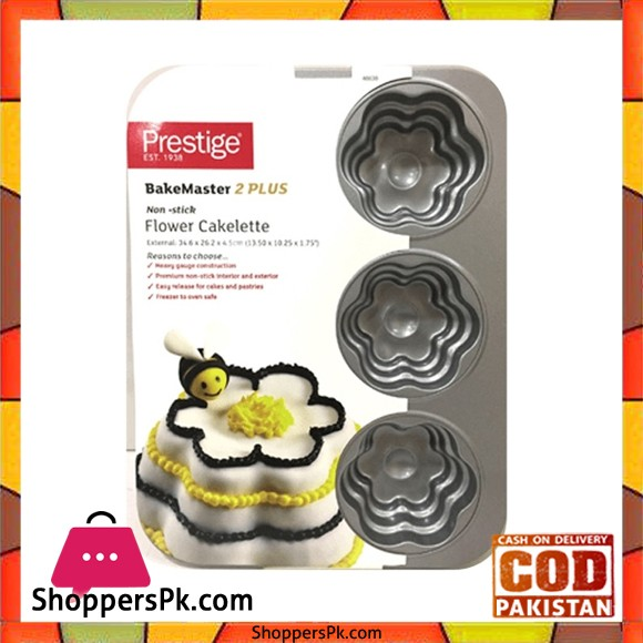 Prestige Flower Cake Pan 46638