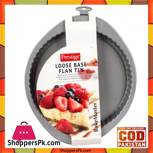 Prestige Loose Base Flan Tin - 57137(53950)