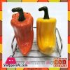 Chili Peppers Ceramic Salt Pepper Shaker