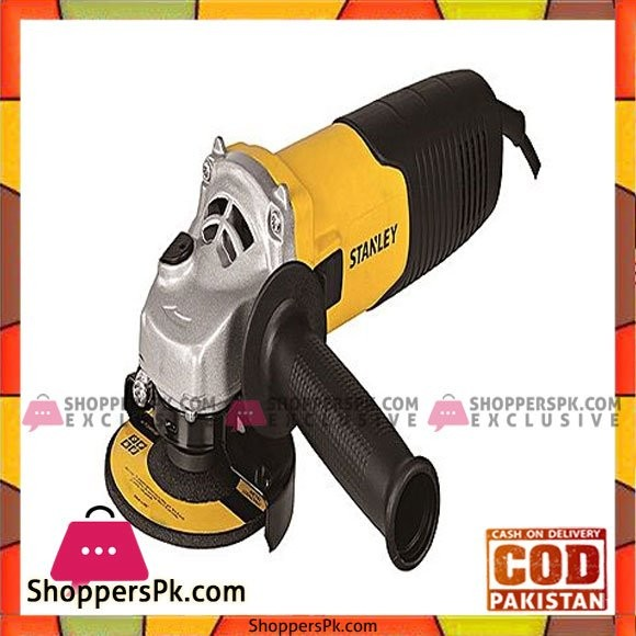 Stanley Angle Grinder 5'' 125Mm 900W Stanley Yellow